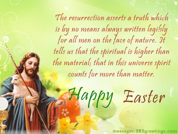 Happy Easter Jesus Blessings