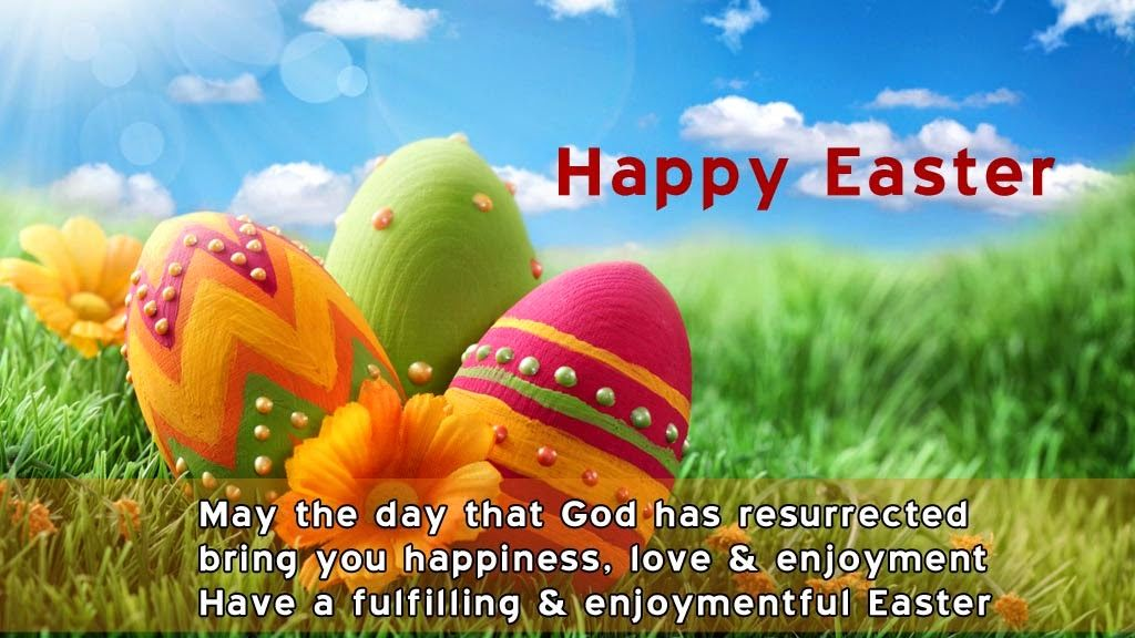 Happy Easter May The Day That God Has Resurrected Bring You Happiness