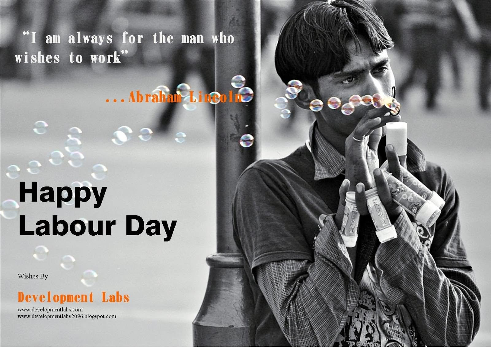 50 Very Beautiful Labour Day Wish Pictures And Images