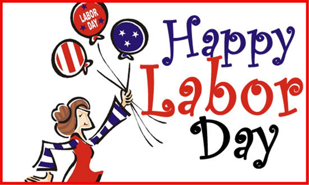 Happy Labour Day Greetings Photo