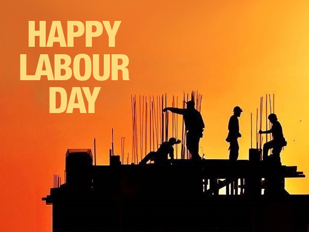 Happy Labour Day Greetings Picture