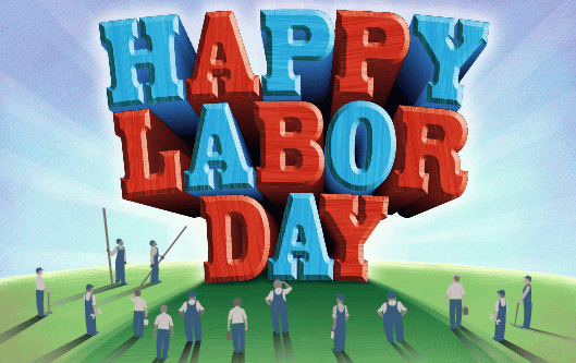 Happy Labour Day Greetings