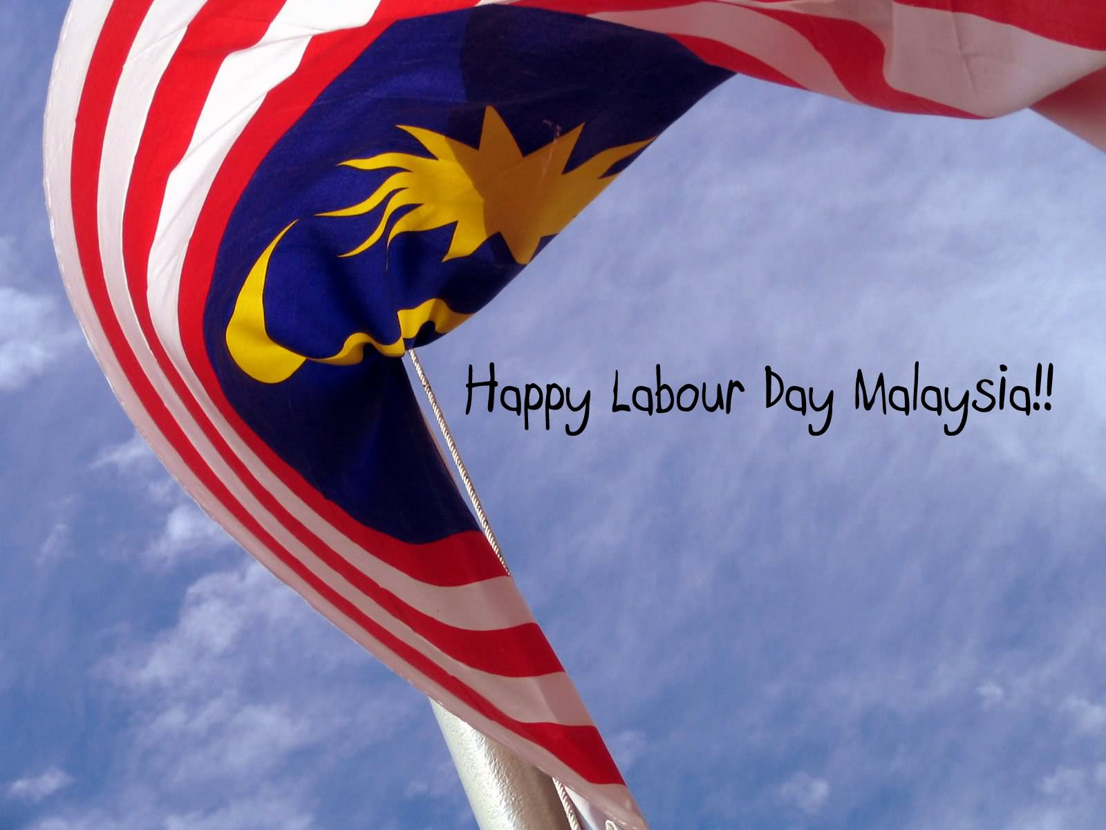 Happy Labour Day Malaysia