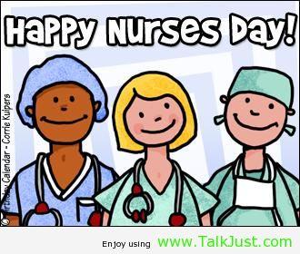 happy nurses day clipart picture rh askideas com clip art images of nurses nurses images clip art