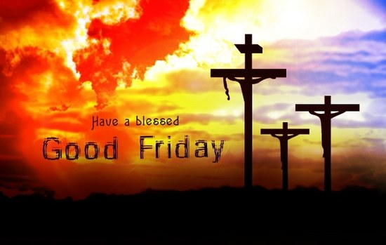 Have A Blessed Good Friday Image