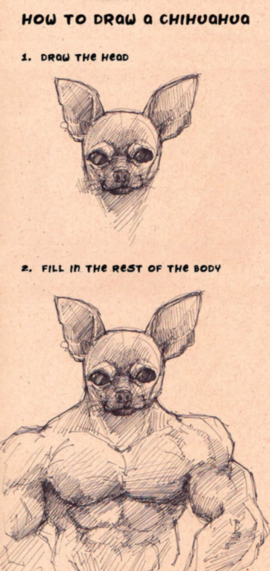 45 most funny drawing pictures of all the time for Draw funny things