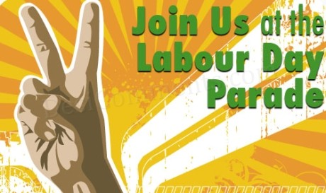 Join US At The Labour Day Parade
