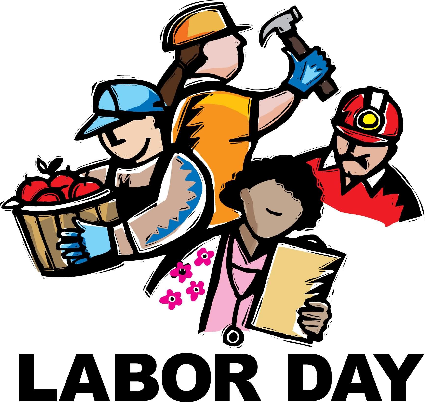Labor Day Clipart