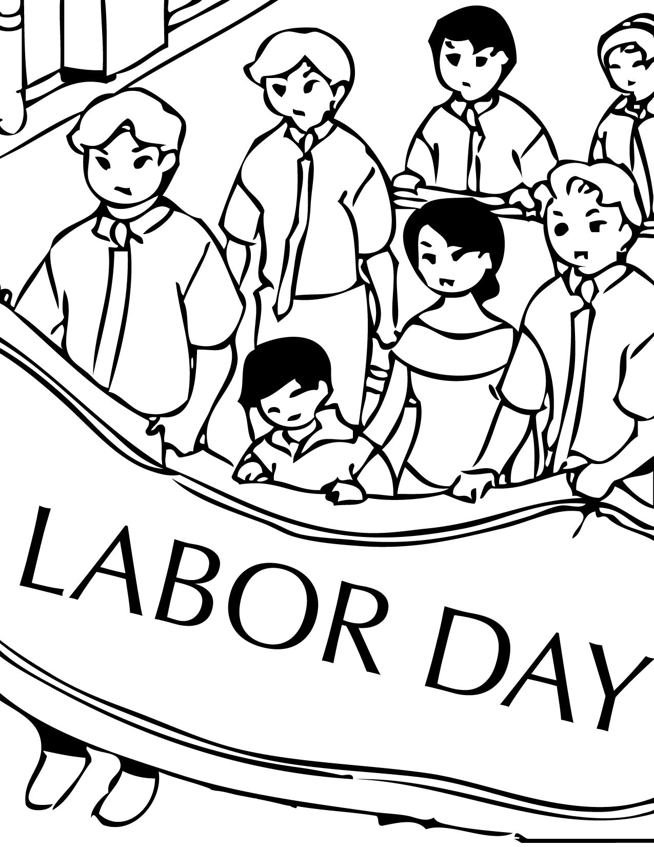40+ Best Labour Day Greeting Pictures And Images