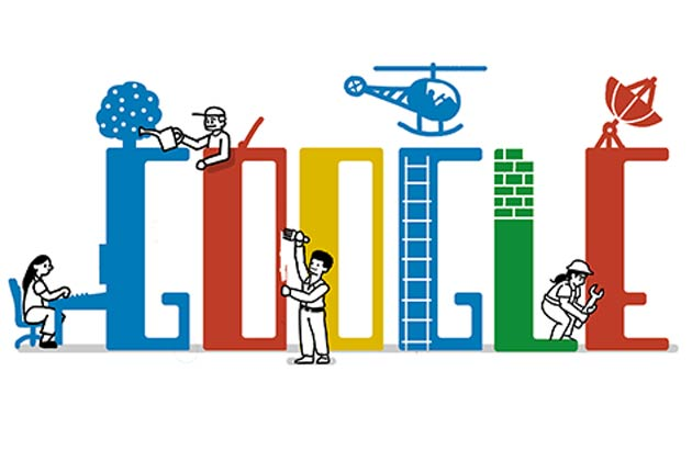 Labour Day Google Doodle Picture