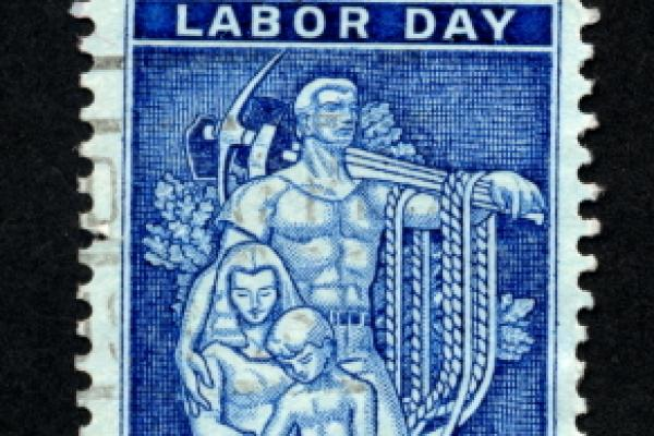 Labour Day Stamp Picture