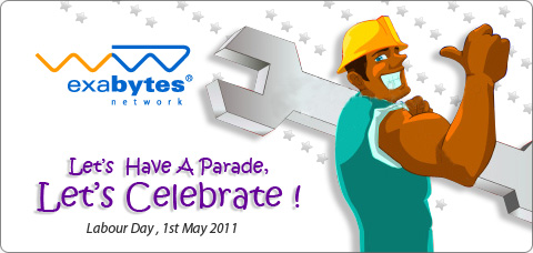 Let's Have A Parade Let's Celebrate Labour Day Picture