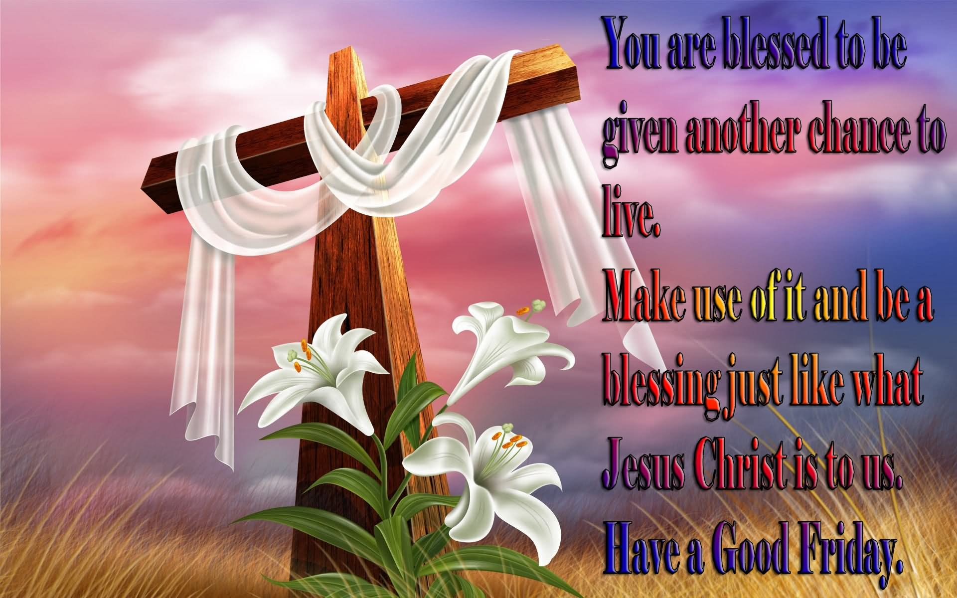 65 Best Good Friday Wish And