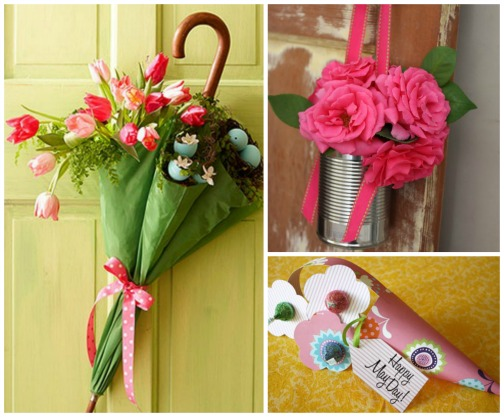 25 Most Adorable May Day Basket Pictures And Images