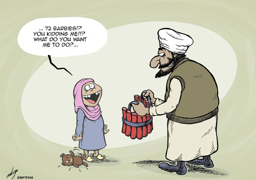 funny terrorist cartoons - photo #17