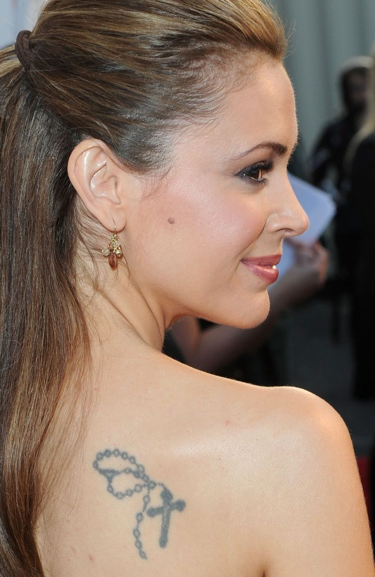 alyssa milano celebrities - photo #47