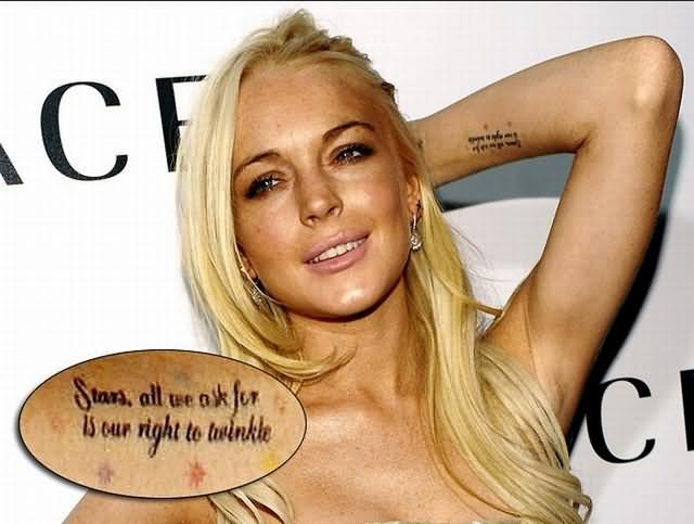 30 Tattoos Of Latino Celebrities That Only A True Fan: 30+ Beautiful Celebrity Tattoos