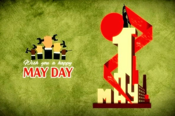 Wish You A Happy May Day