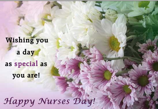30 most beautiful nurses day wish picture and images wishing you a day as special as you are happy nurses day m4hsunfo Choice Image