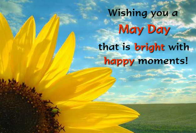 50 Most Beautiful May Day Wish Pictures And Photos