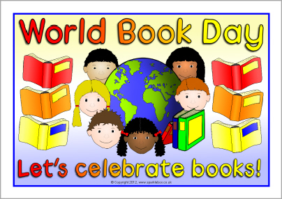 Image result for world book day image