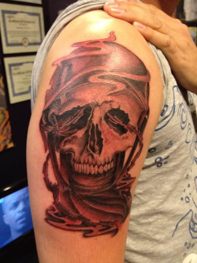 31 Army Skull Tattoo Ideas