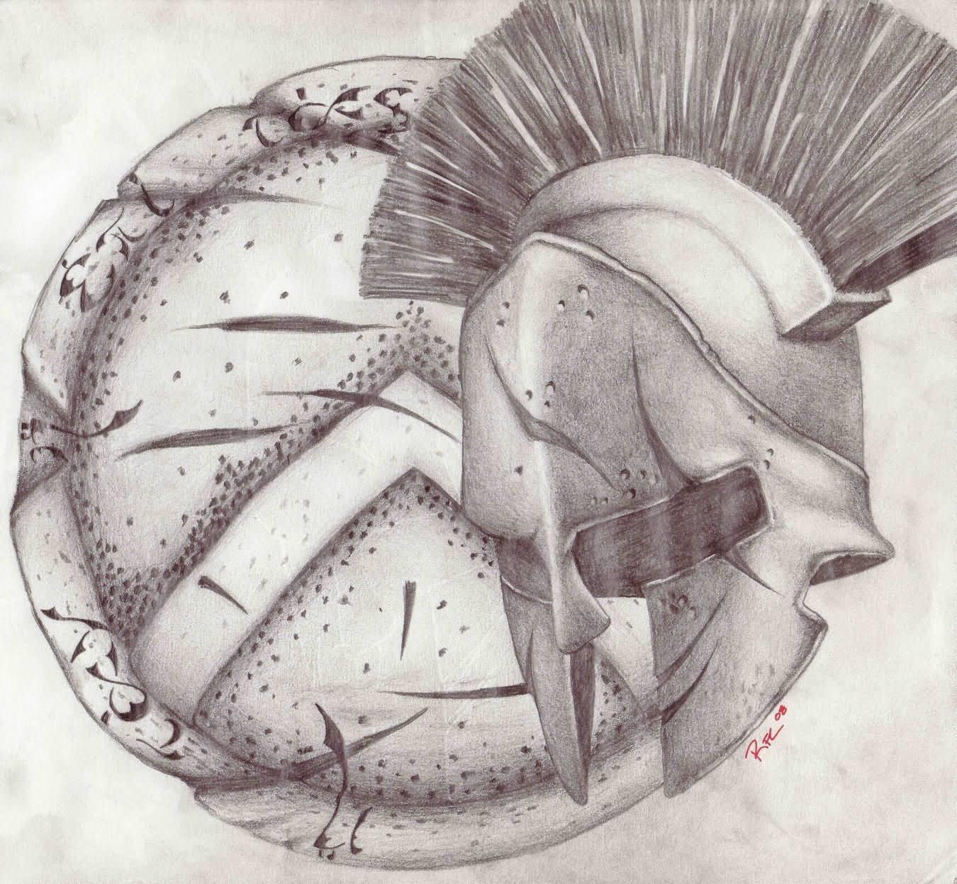 Helmet Tattoos - Askideas.com