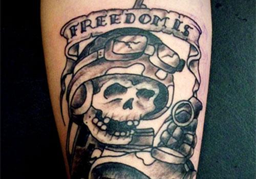 50+ Best Army Tattoos