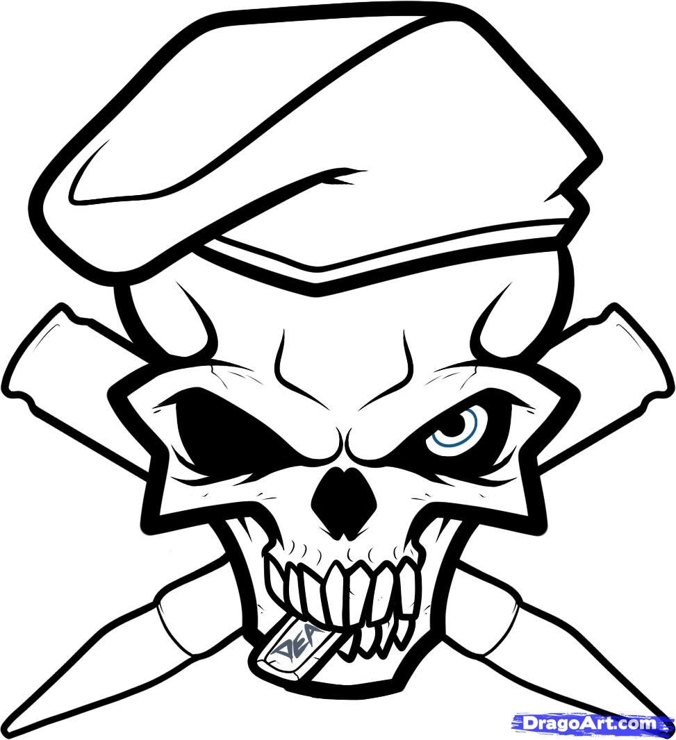 Tattoo Designs Easy To Draw: 8+ Incredible Army Tattoo Designs