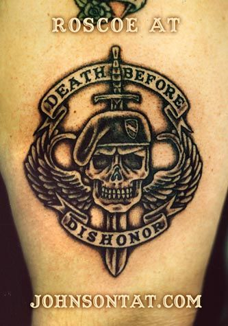 50+ Best Army Tattoos