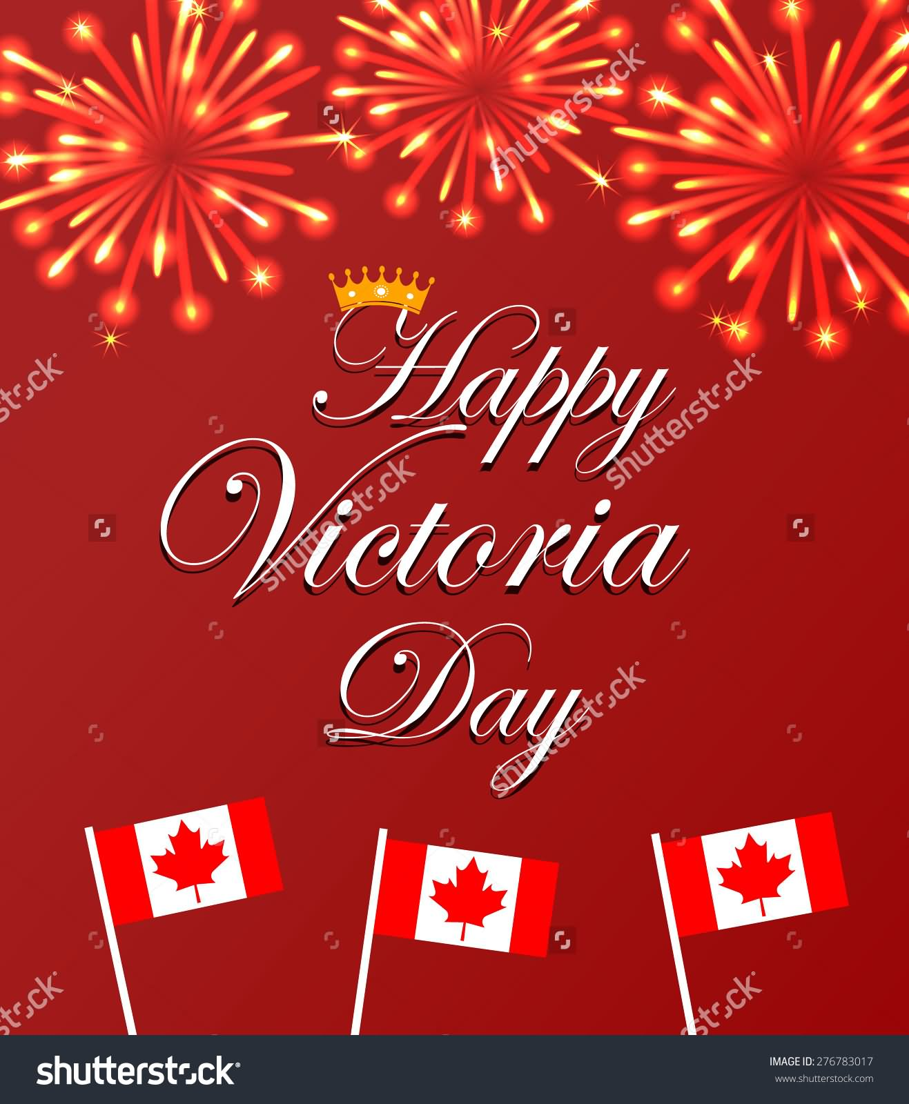 60 Very Best Victoria Day Wish Pictures And Images