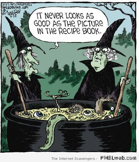 28 Most Funniest Witches Pictures Of All The Time