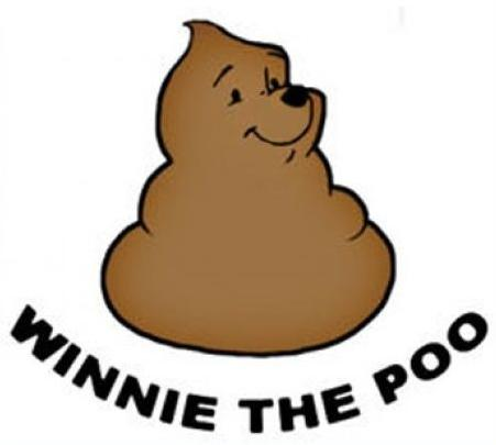 Winnie the pooh jokes toilet