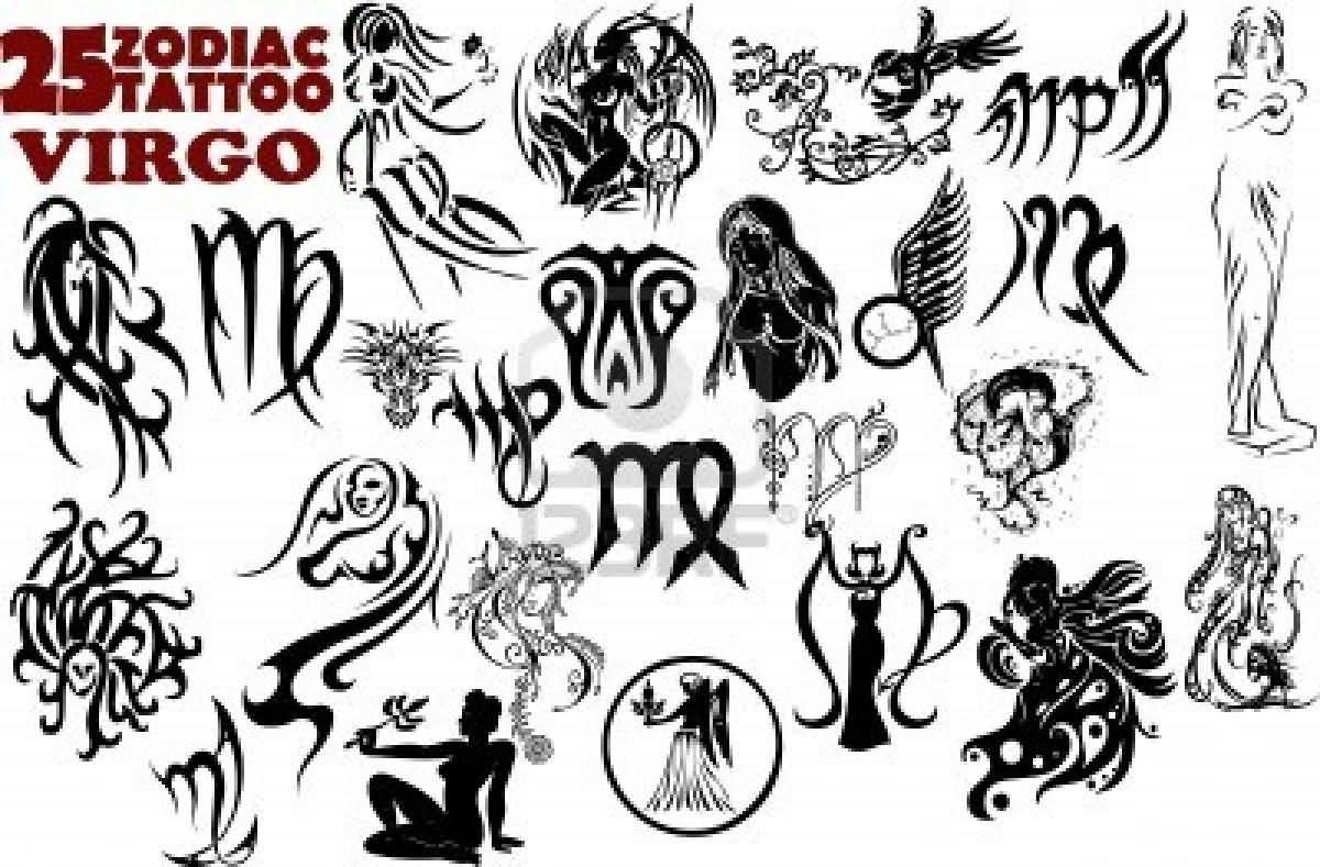 35 best virgo tattoo designs 25 virgo zodiac tattoo designs buycottarizona