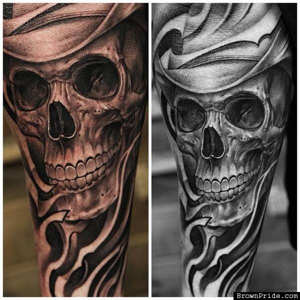 13+ Cowboy Half Sleeve Tattoos