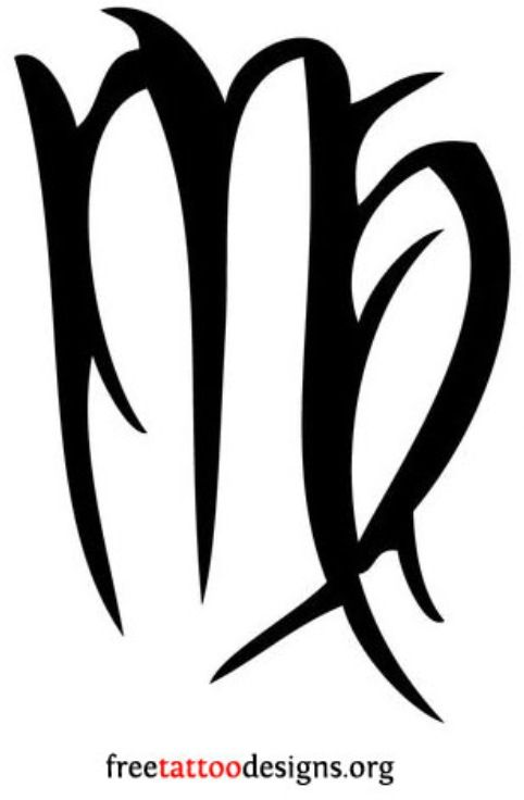 35 best virgo tattoo designs