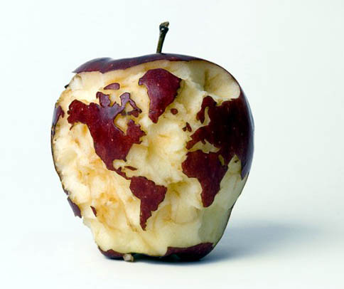 Apple funny world map picture gumiabroncs Images