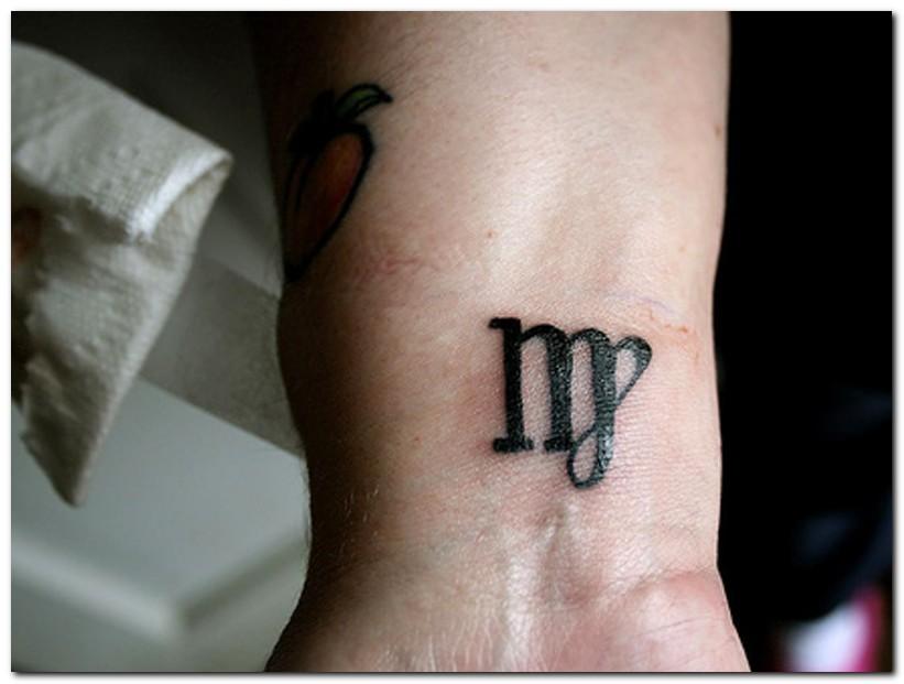 Татуировки знаки зодиака Фотографии татуировок