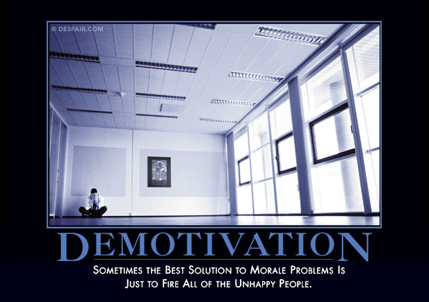 30 Most Funniest Demotivational Poster Images And Photos