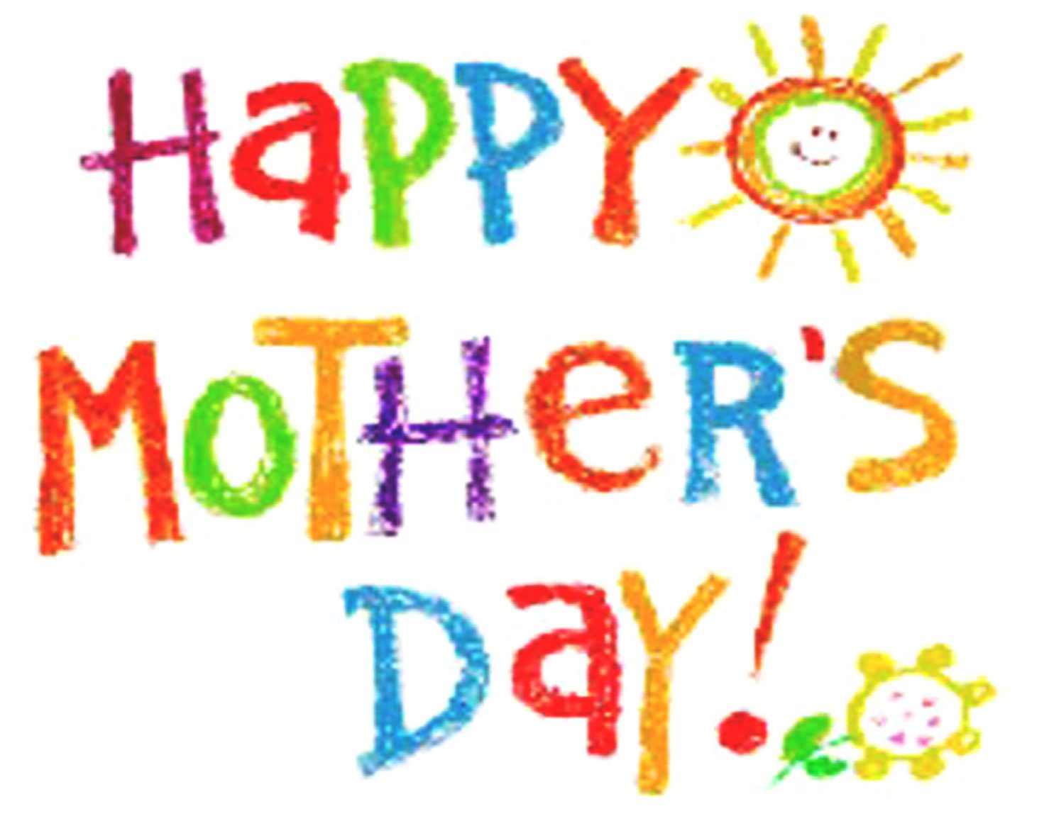 31 very best mothers day greeting pictures and photos happy mothers day colorful drawing m4hsunfo