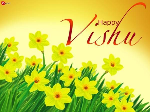 Happy vishu greetings to you m4hsunfo