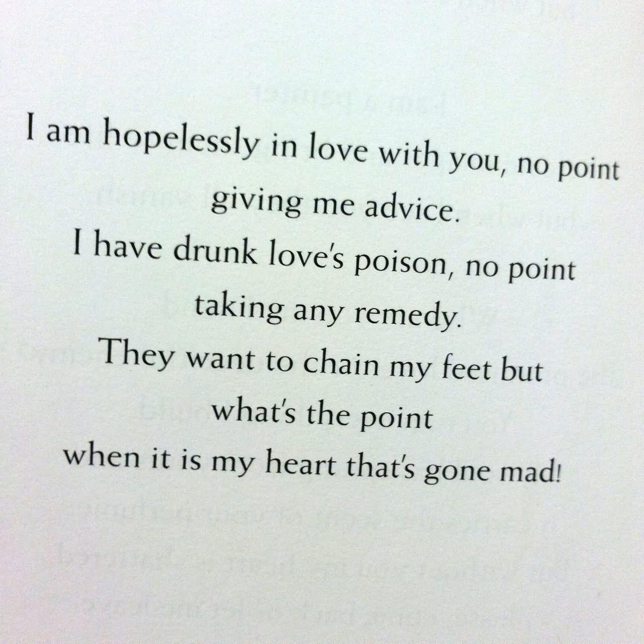 Funny love advice