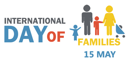 International Day Of Families 15th May
