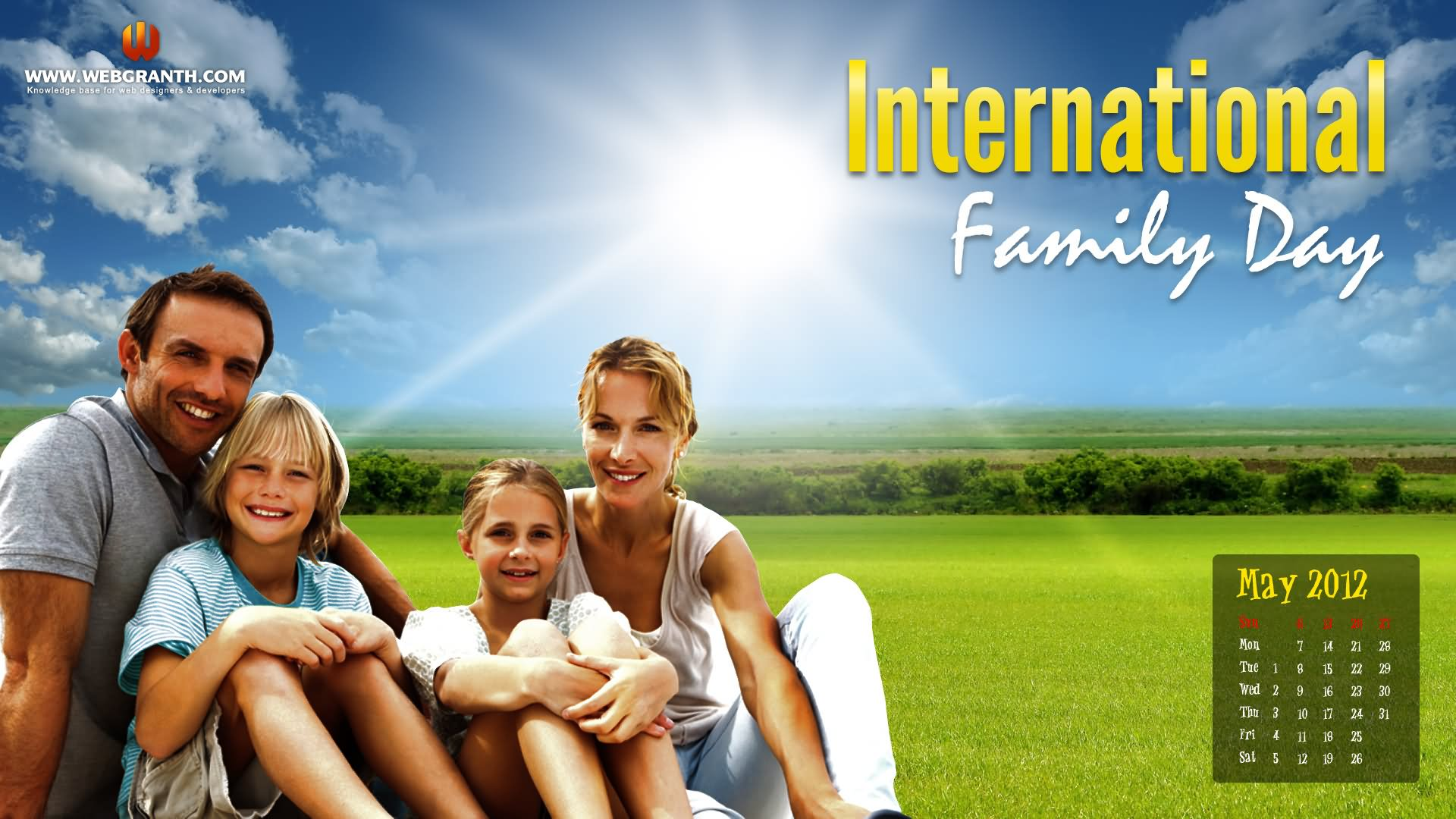 International Family Day Picture