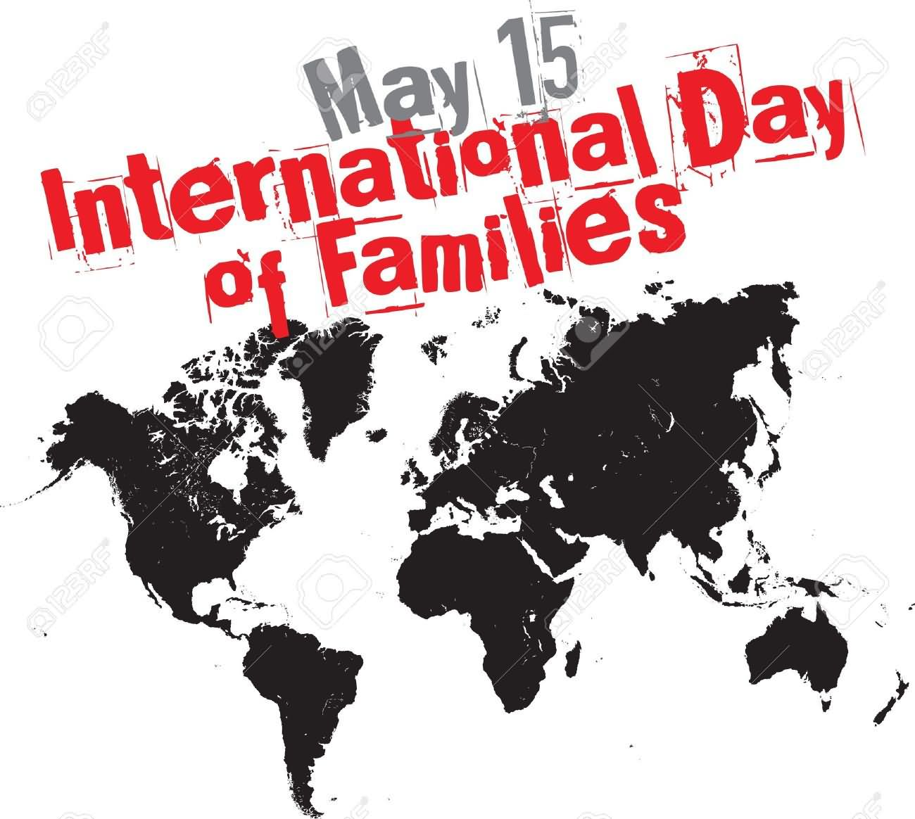 May 15 International Day Of Families Photo