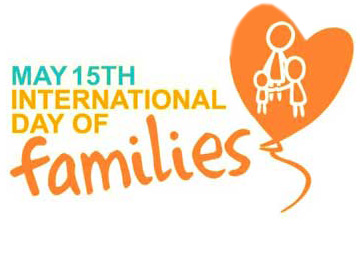 May 15th International Day Of Families Wish Picture
