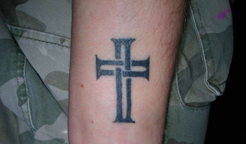 45 Simple Christian Tattoos