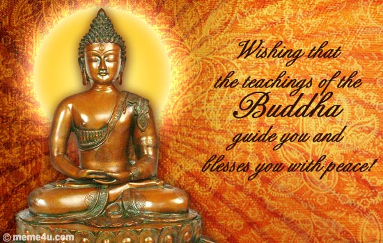 30+ Beautiful Buddha Purnima Greeting Pictures
