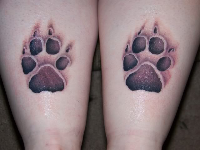 30 best dog paw tattoos rh askideas com dog paw tattoo meaning dog paw tattoos designs