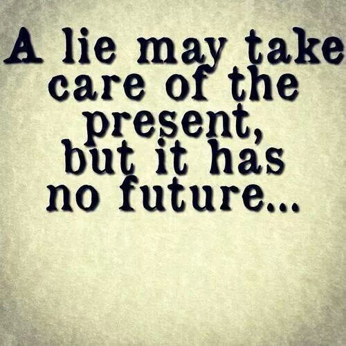 63 Beautiful Lie Quotes And Sayings